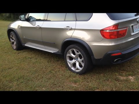 bmw x5 e70 starter replacement