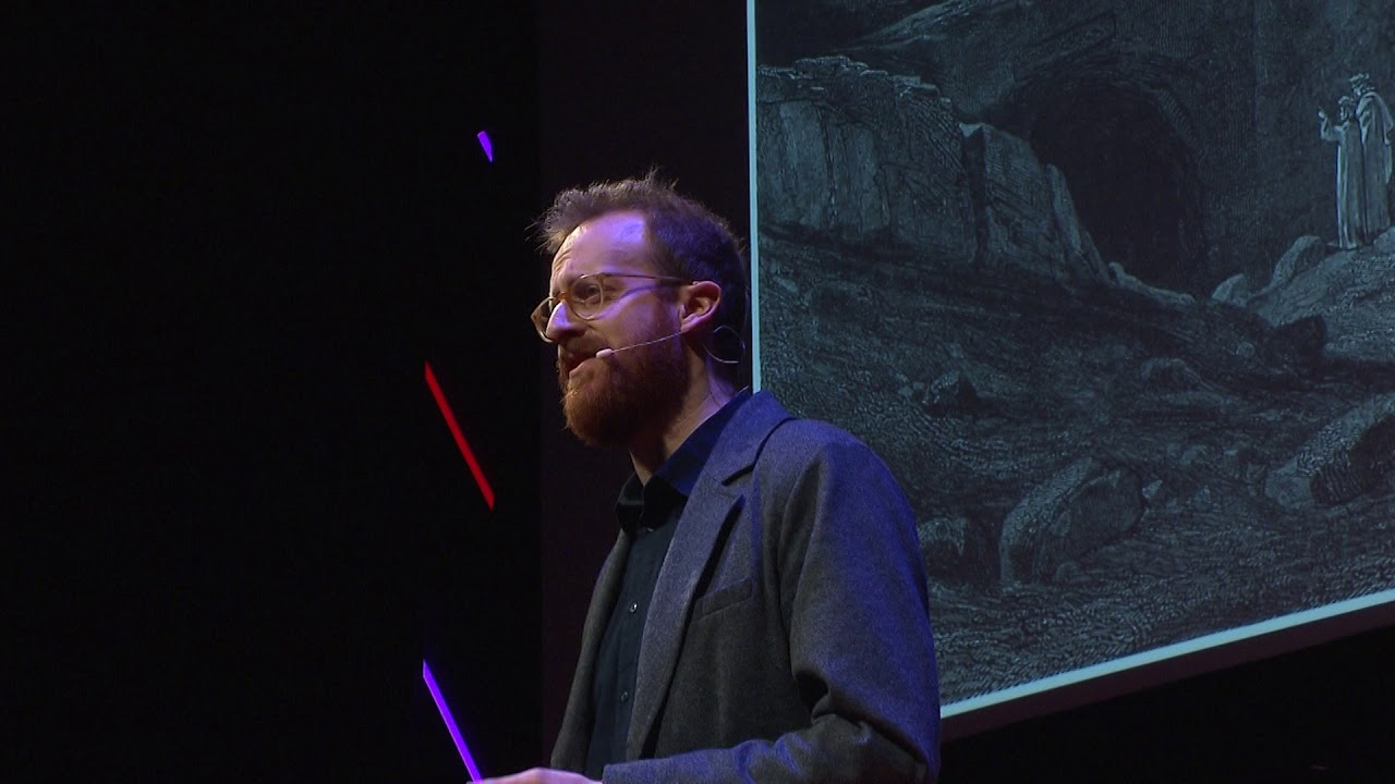 The Dark Zone | Will Hunt | TEDxPSU