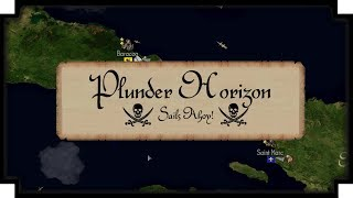 Plunder Horizon - (Pirate Themed Open World Game)