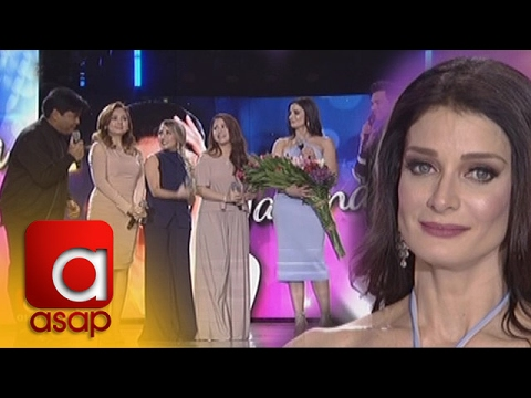 """ASAP: Dayanara reunites with the casts of """"Hataw Na"""""""