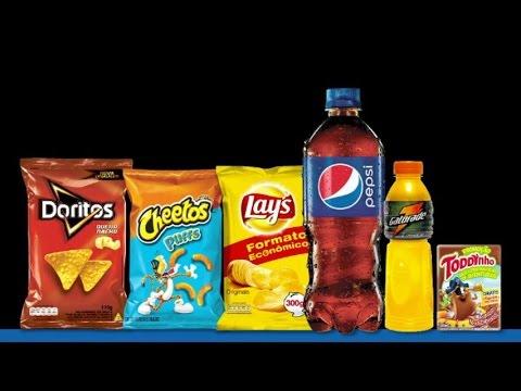 Tudosobre a Pepsico empouco mais deum minuto