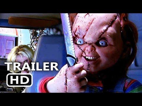 CULT OF CHUCKY Official Teaser Trailer (2017) Horror Movie HD