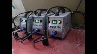 Обзор индукторов на отправку Galich PDR Hot box