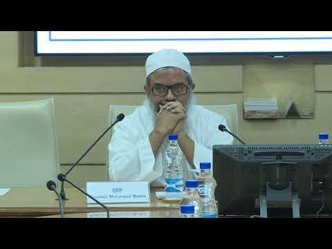 Talk on 'Is Indian Syncretism a Bulwark Against Radicalisation' by Maulana Mahmood Madani