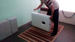 видео КУШЕТКИ