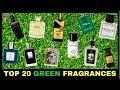 Top 20 Green Fragrances For Spring | Our Favorite Green Fragrances🌱🌿☘️🍀🍃
