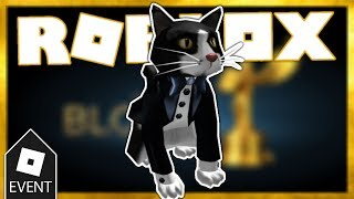 [EVENT] HOW TO GET THE TUXEDO CAT | ROBLOX BLOXY AWARDS EVENT 2019