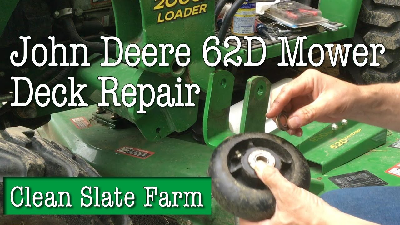 John Deere 48 U0026quot Mower Deck F500 As Manual Guide