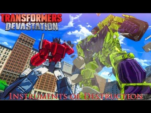 Transformers: Devastation - Instruments of Destruction