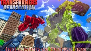 Transformers: Devastation - Instruments of Destruction