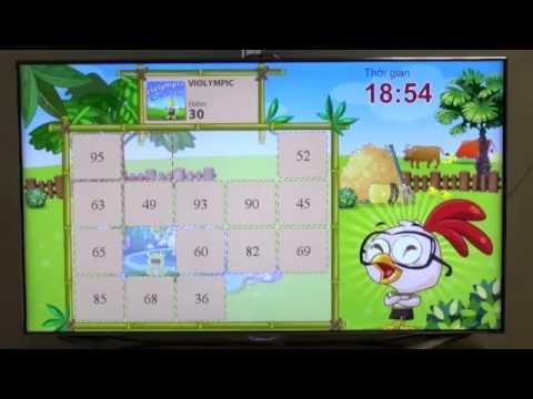 Tinhte.vn - ViOlympic trên Smart TV.FLV