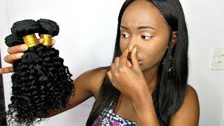 CHEAP CURLY AliExpress HAIR: Queen Like Hair Unboxing!