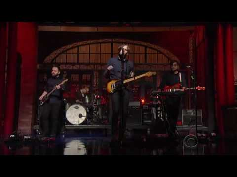 Death Cab For Cutie - Black Sun [Live on David Letterman]