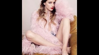 Super-Hot American Actress Amber Heard Poses for Elle Magazine PhotoShoot July 2015 Issue