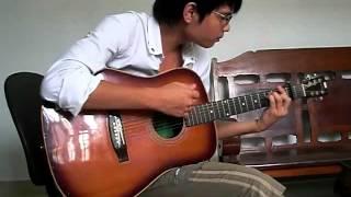 [Khắc Việt] Anh quên mình đã chia tay - guitar