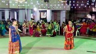 Chogada Tara - Garba - Manya and Pari