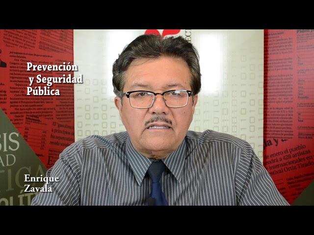 Enrique Zavala (Cárceles de máxima seguridad)