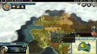 Let's Play Civilization 5 HD Part 4 - Das Naturwunder