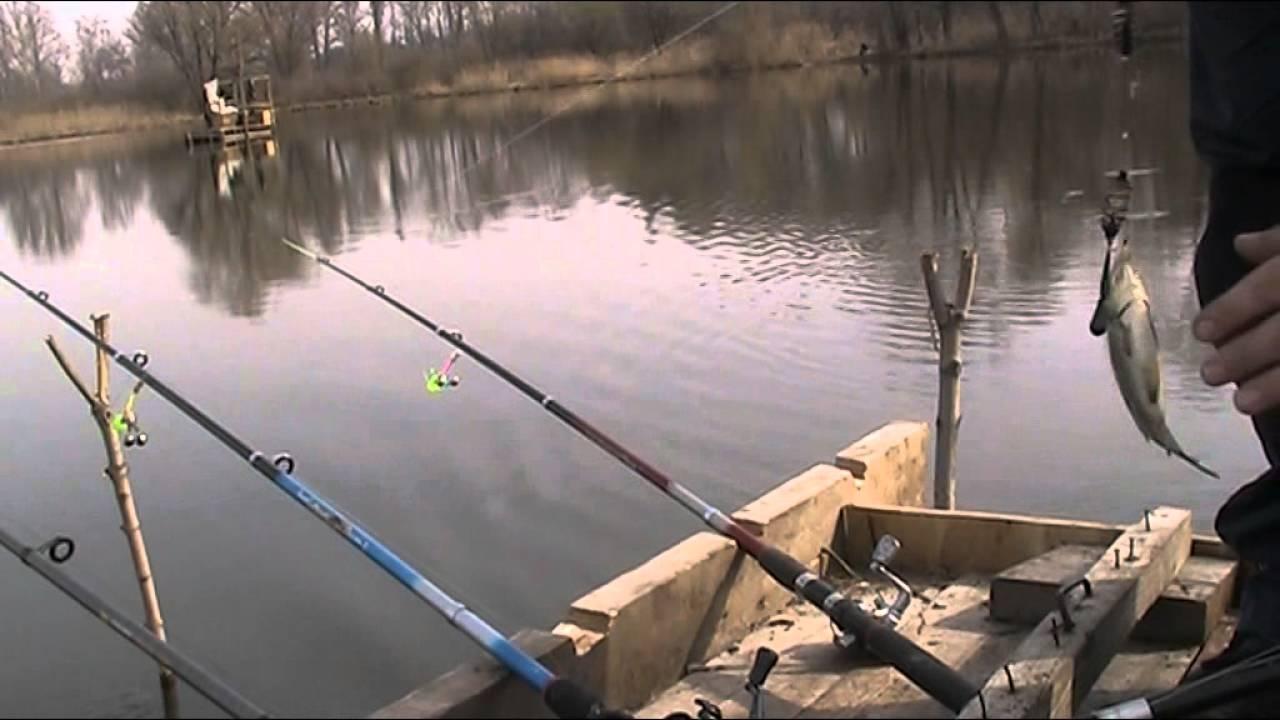 Рыбалка ранней весной видеоролики фото 321-65