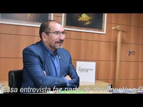 Entrevista com BARTOLOMEU RODRIGUES - Secretário de Cultura e Economia Criativa