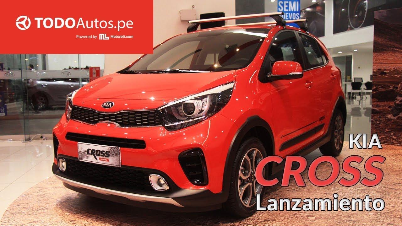3b1e0554a Kia Picanto Cross 2018 en Perú: el nuevo crossover de la marca coreana |  TODOAutos.pe