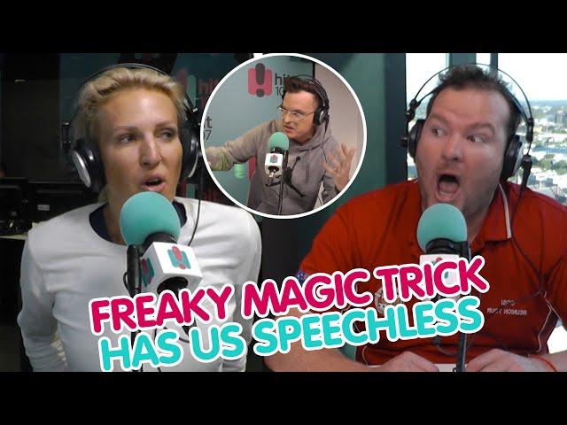 Fringe's Freakiest Magician Leaves Us Speechless!