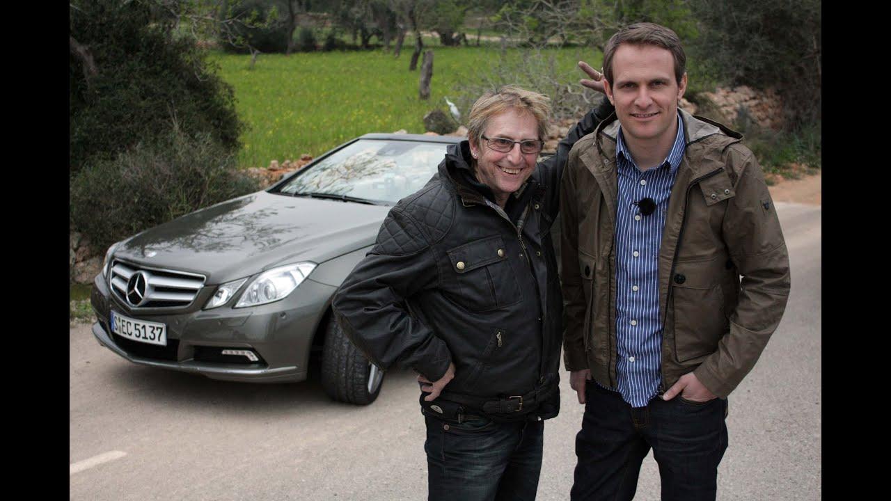Mit Martin Semmelrogge im Mercedes E 500 Cabriolet - GRIP - Folge 111 - RTL2