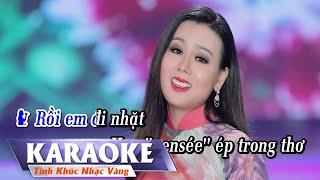 [KARAOKE] Cánh Hoa Yêu - Lưu Ánh Loan