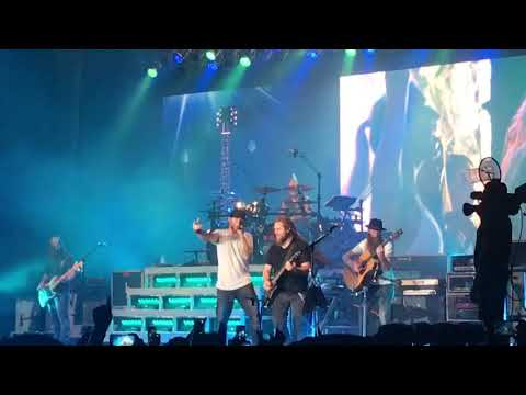 Brantley Gilbert The Weekend Live State Fair WV 8-18-17