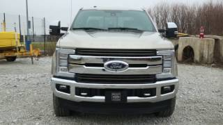 2017 Ford F-250: A Really Powerful Piece Of Aluminium