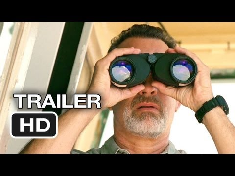Captain Phillips TRAILER 1 (2013) - Tom Hanks Somali Pirate Movie HD