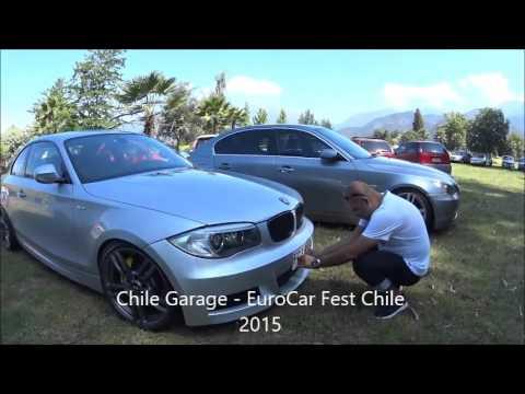 Eurocar Fest Chile 2015 Youtube