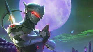 Unbelievable Genji Deflects - Overwatch Montage
