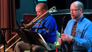 "Camp Jitterbug 2015 - Bridgetown Sextet - ""Old Fashioned Love"""
