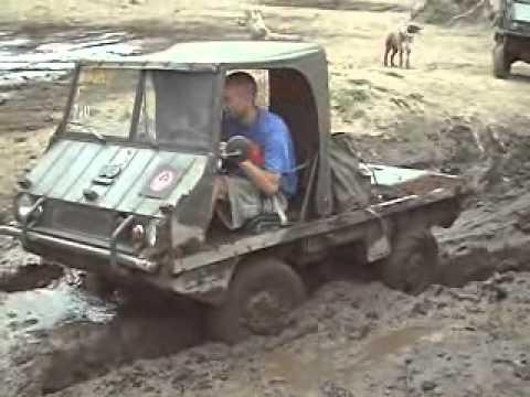 Tahuya Washington Steyr Puch Haflinger Off Road Adventure Youtube