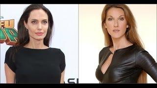 Анджелина Джоли снимет фильм о Селин Дион