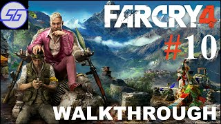 "Far Cry 4 Walkthrough | Part 10 ""Frozen: Let It Snow"" (Gameplay Let"