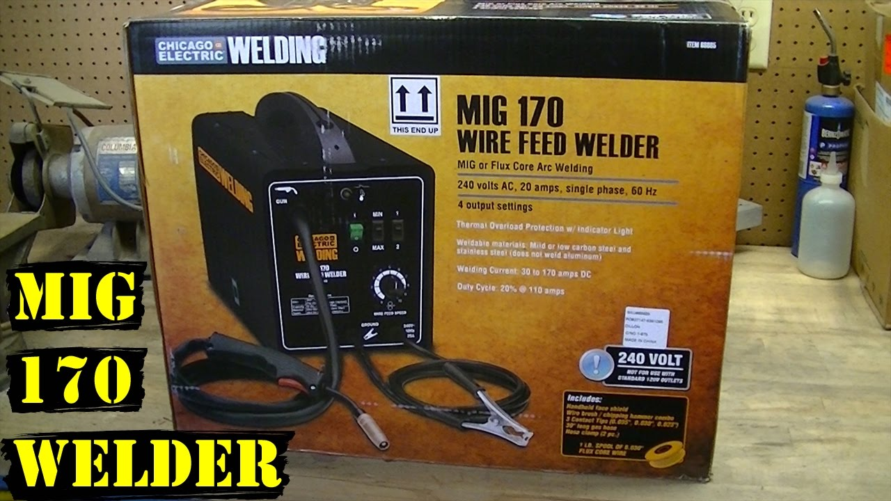 Chicago Electric Welder