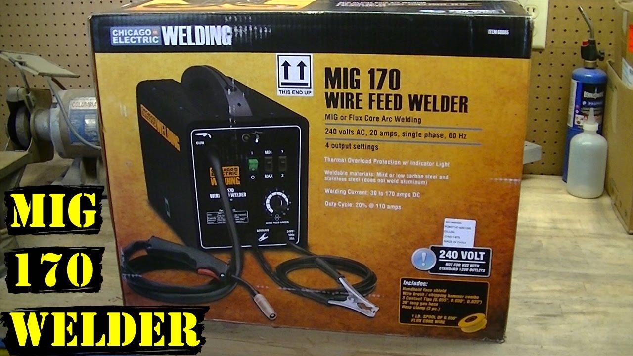 Chicago Electric Welder