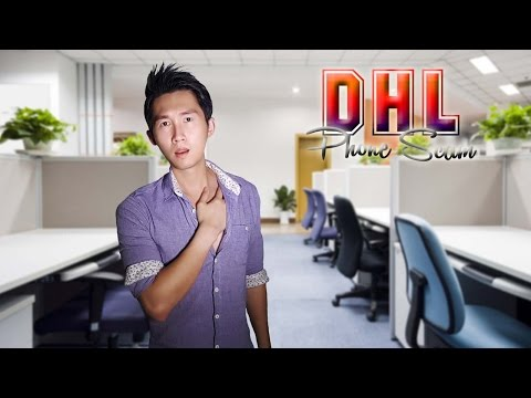 My DHL Phone Scam Experience (ft. Tammie Chew) | Jim Koh