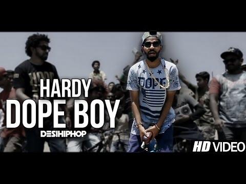 Dope Boy   Hardy Prod. Bigg Slim   Latest Punjabi Songs 2017   Official (Music Video)   Desi Hip Hop