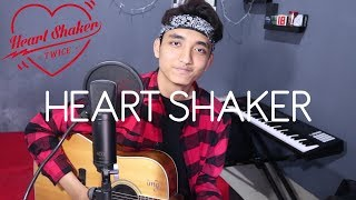 TWICE (트와이스) - Heart Shaker (Cover by Reza Darmawangsa)