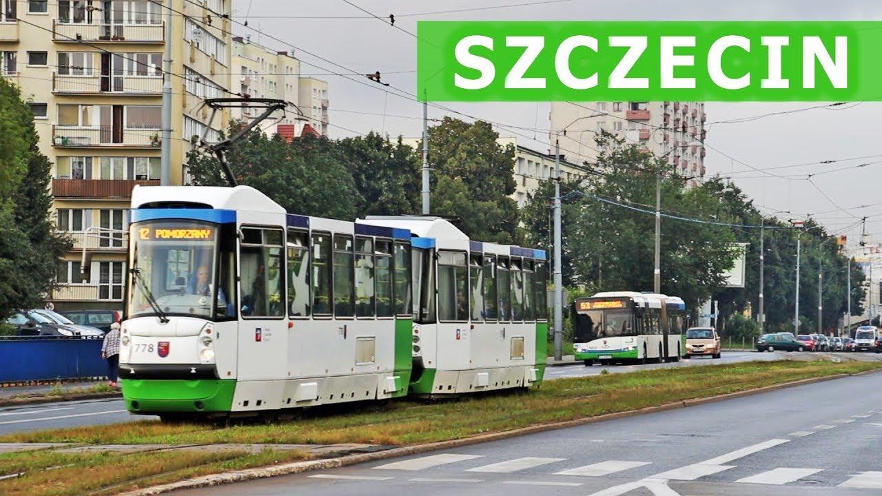 16 faktów o szczecińskiej komunikacji / 16 facts about Szczecin transportation