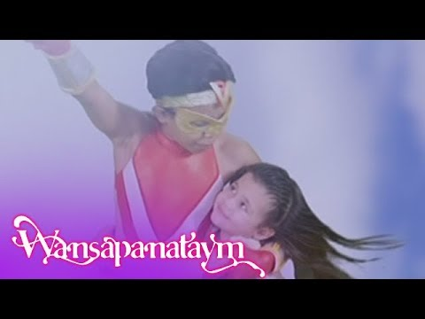 Wansapanataym: Super Ving saves Xia