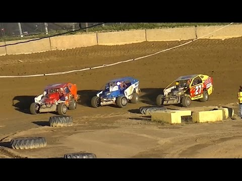 Sportsman Heat One | Old Bradford Speedway | 9-11-16