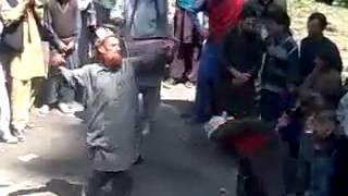 Hindko Song Old Mahiy With Baba Dance