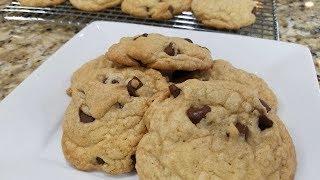 おばあちゃんのチョコチップクッキーを作りました。アメリカ生活・我が家のスイーツ編 #119