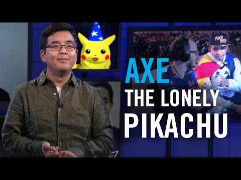 Melee Science: Axe the lonely Pikachu