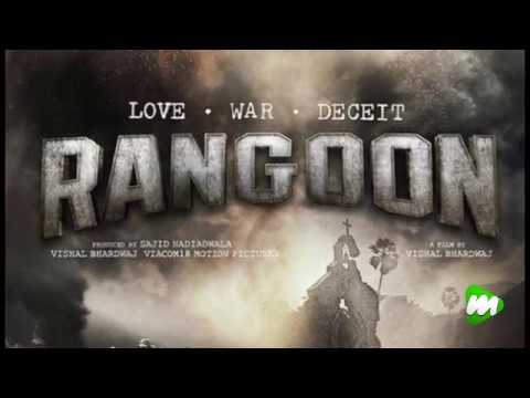 What is the story of Rangoon?