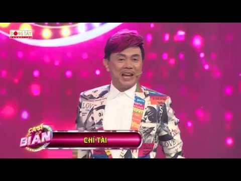 Thử tài dẫn chương trình, Chí Tài càng nể phục hơn nghề nghiệp của MC Quyền Linh